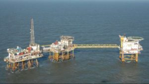 Eni hands in plan to decommission six North Sea platforms