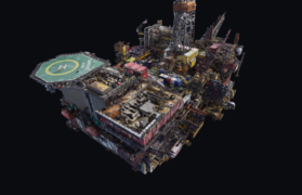 TexoDSI defines 3D data in the North Sea