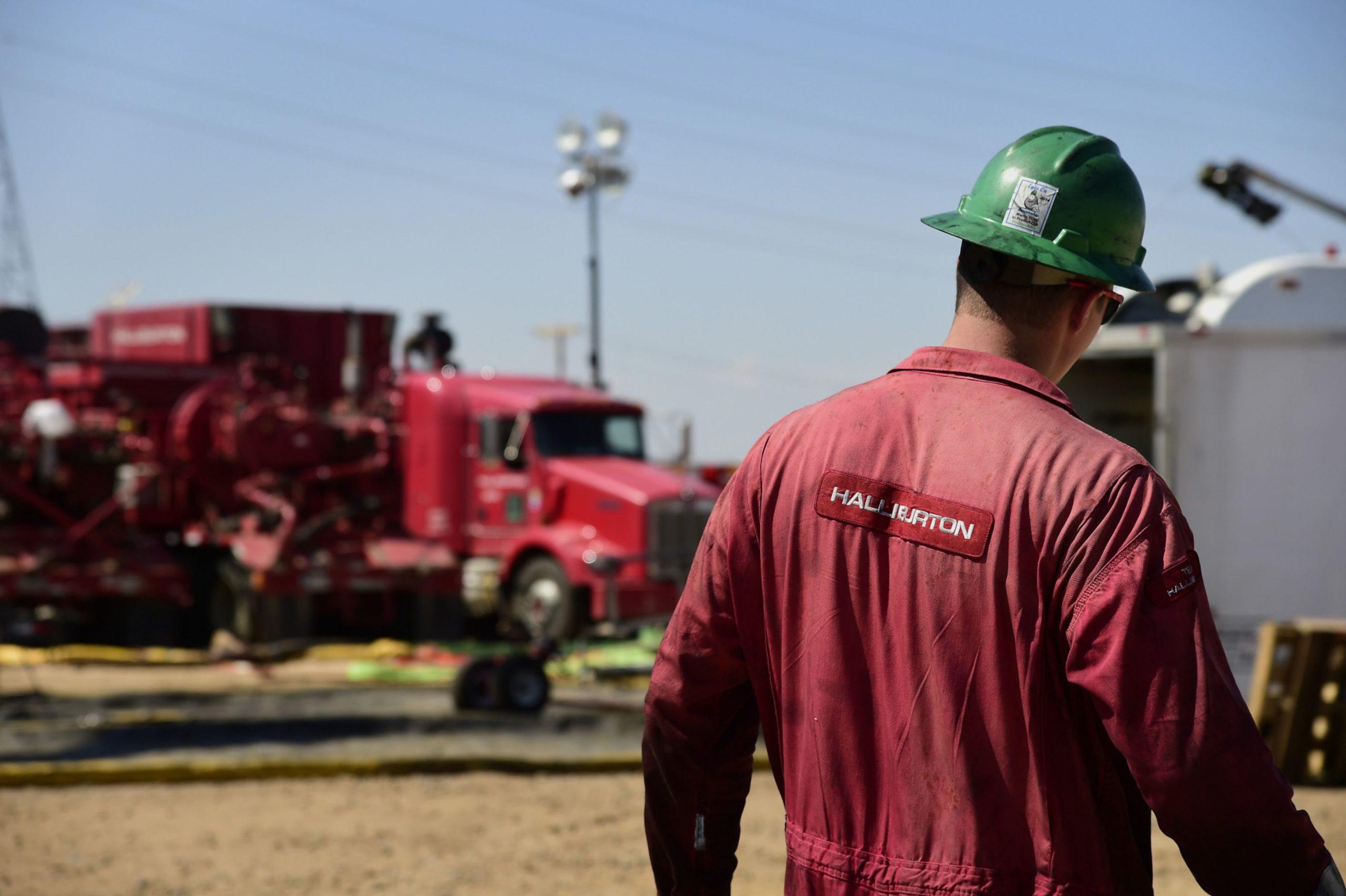 Halliburton strategy profits