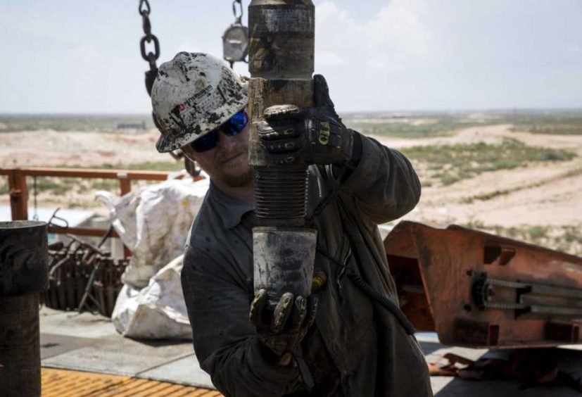 US oilfield services