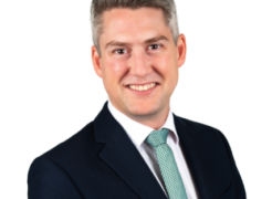 Matt Lewy, energy partner, at law firm Womble Bond Dickinson