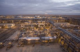 Aramco feels the squeeze