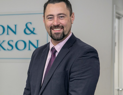 Dron & Dickson Sales and Marketing Director Tom Irwin