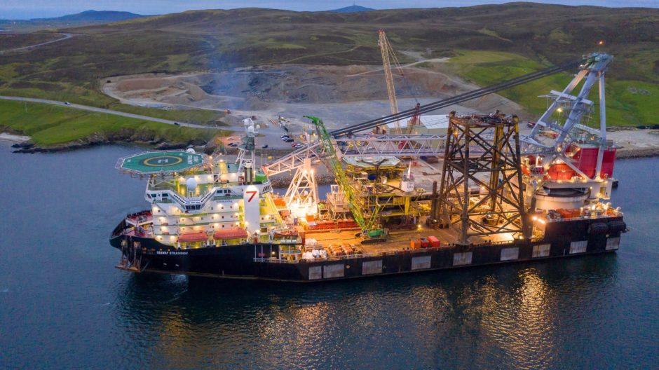 Decommissioning Spirit Energy Petrofac