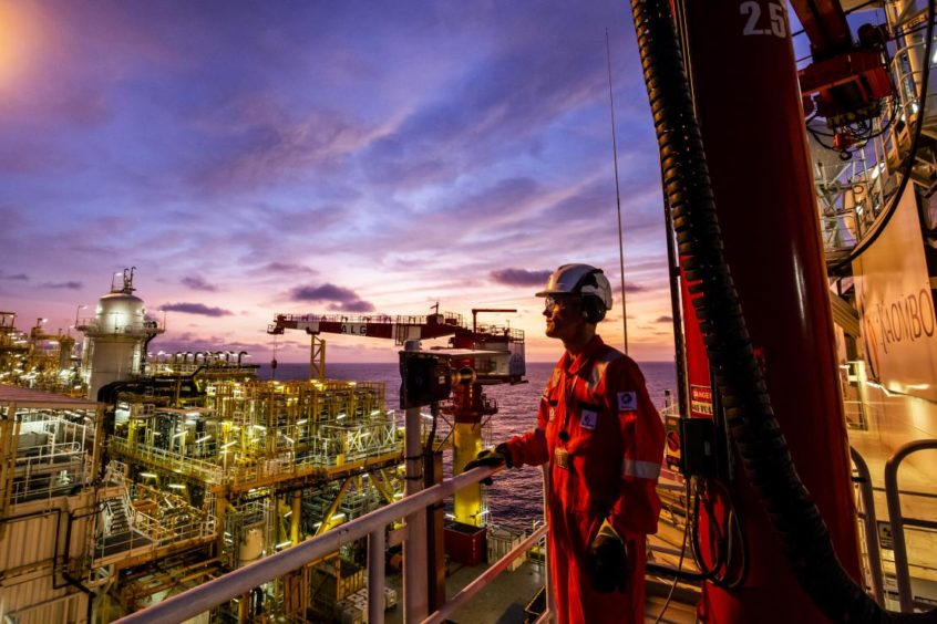 Angola's Dalia FPSO has produced more than 1 billion barrels of oil.