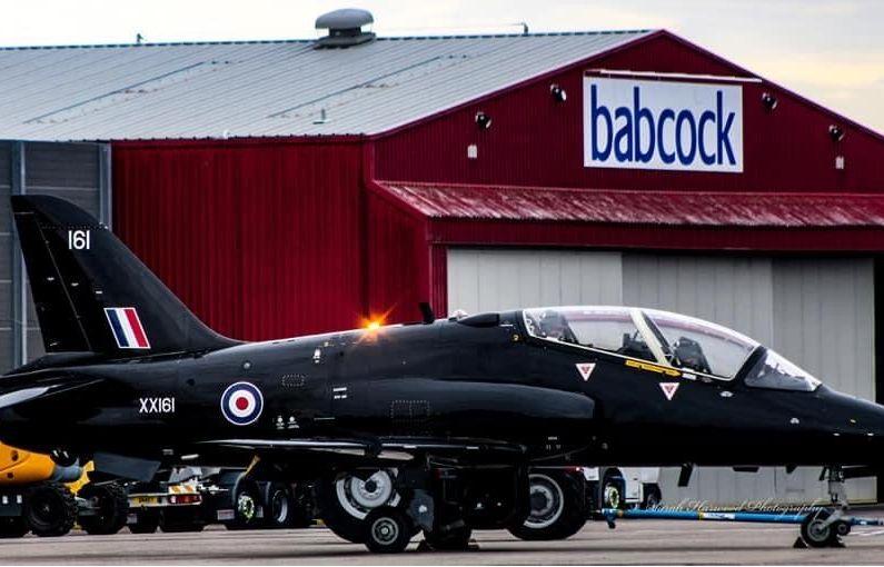 Hawk jet Aberdeen