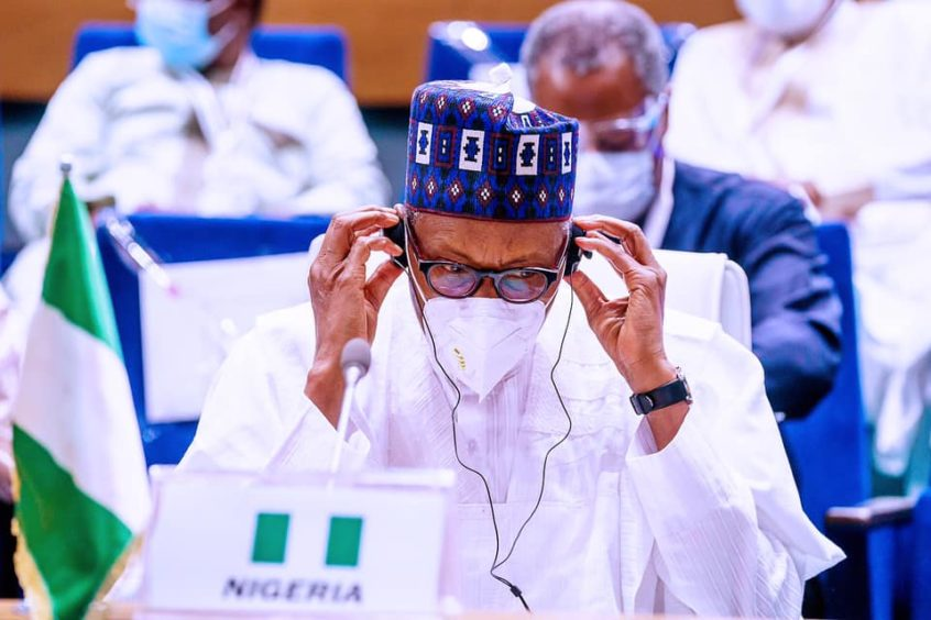 Nigeria's president has taken flak for decisions to remove subsidies from products and increase power prices but is sticking to his guns.