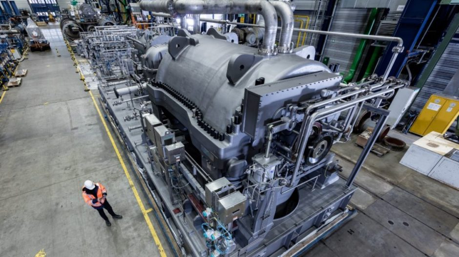 Siemens Energy has won a contract to provide a boil-off gas compression train to NIgeria LNG, as part of its Train 7 project.
