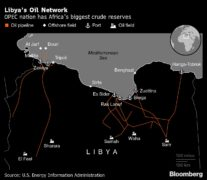 Libya's oil crescent gets back to work as Sarir field opens