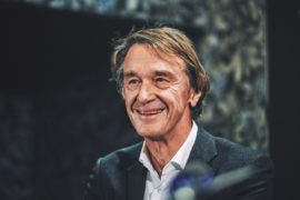 Jim Ratcliffe, Ineos majority owner and UK's richest person, moves to Monaco