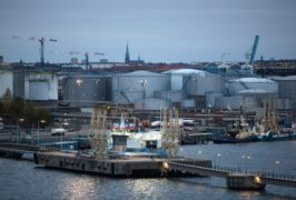 Sweden's government dodges Green split after oil plans shelved