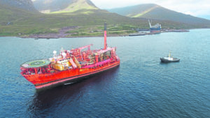 Teekay's Banff FPSO to be decommissioned in Denmark