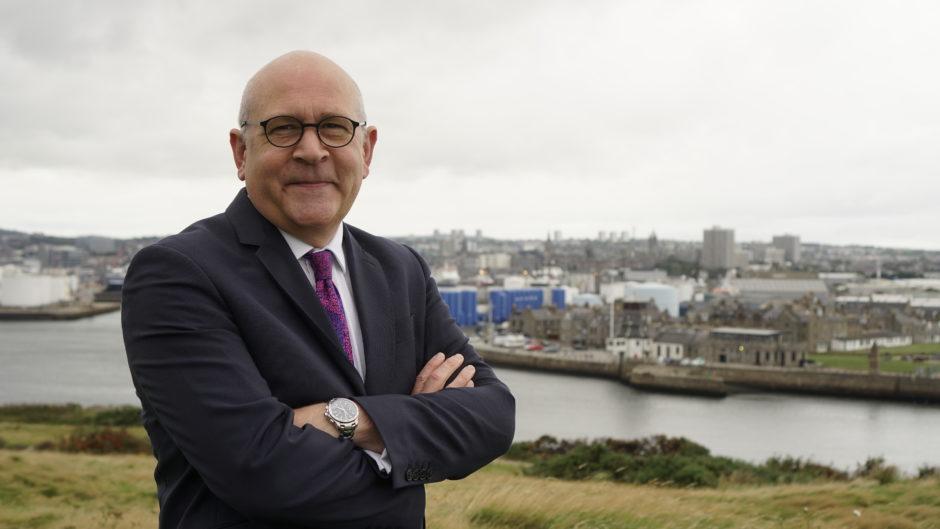 Stuart Broadley, chief executive of the EIC