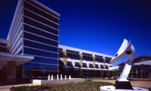 Fluor's corporate HQ in Irving, Texas