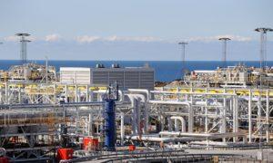 Kollsnes gas processing facility  - image © Equinor.
