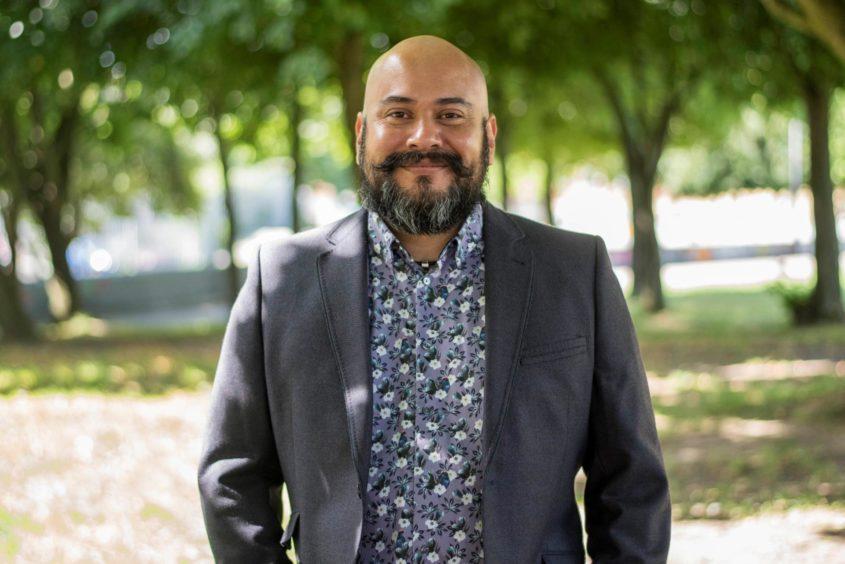 Dr Ivan Gutierrez, CEO of OGC Energy.