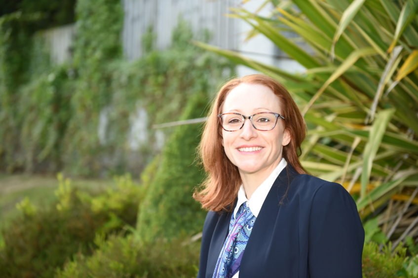 Mikki Corcoran, Industry Co-Chair of the Technology Leadership Board, and Managing Director Europe, Schlumberger.