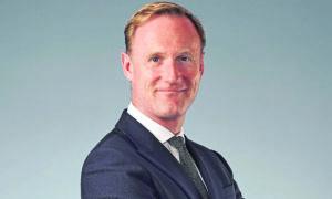 Peter Lawson, chairman of Burness Paull.