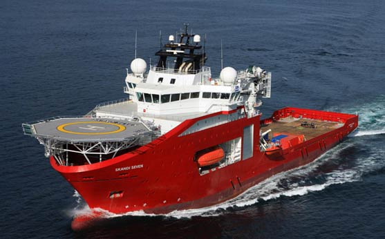 DOF Subsea has won field support vessel work for its Skandi Seven vessel, offshore Angola.