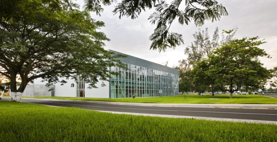 Tenaris' R&D centre in Veracruz, Mexico.