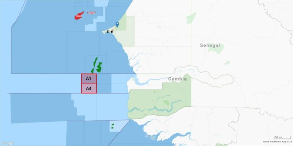 PetroNor has reached a deal resolving its dispute with The Gambia, relinquishing the A1 licence to BP and keeping the A4 area under new terms.