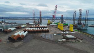 Dogger Bank turbine order creates jobs boost for north-east England