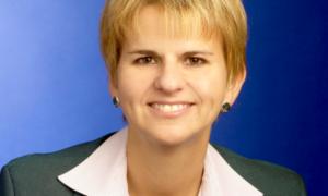 Sue Bonney, KPMG's Head of ESG in the UK.