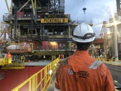 Petrodec completes second successful topside skidding as part of Pickerill decommissioning