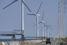 Japan to use wind, batteries to meet lofty 2050 carbon goal