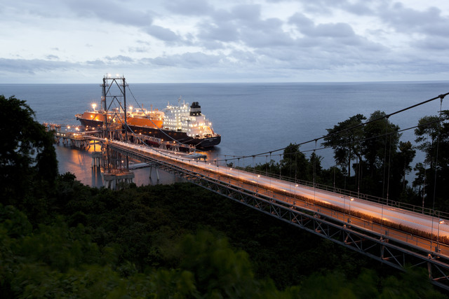 Pirates attack EG LNG site, kidnap crew - News for the Oil and Gas Sector