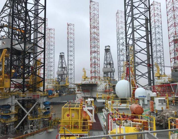 Shipyards offshore rigs Bassoe
