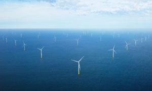 Rystad Offshore wind hydrogen