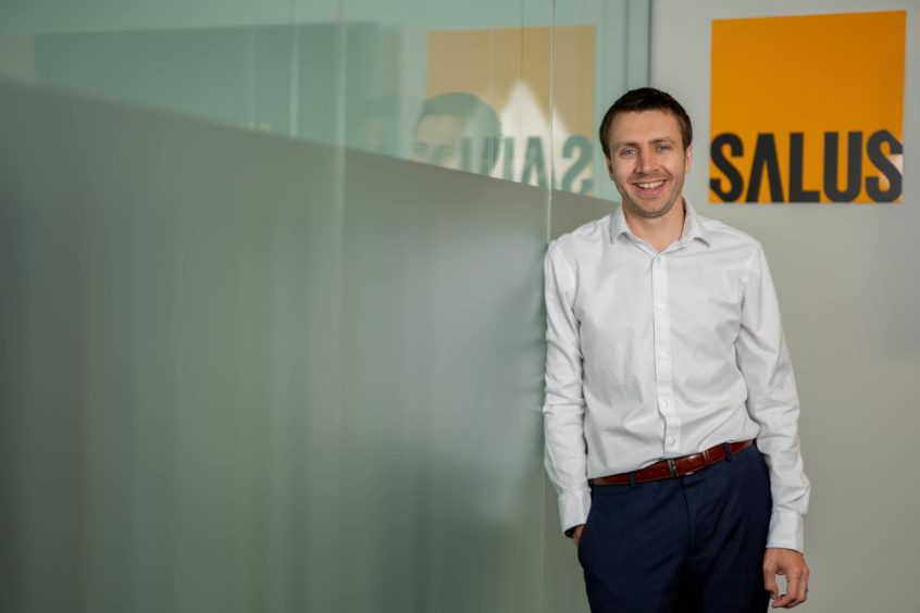 David Jamieson, founder and technical safety engineer, Salus Technical.