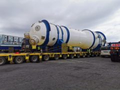 Eskom rolls first steam generator replacement to Koeberg
