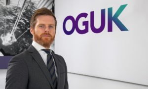Joe Leask, OGUK Decommissioning Manager