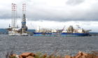 EnQuest Producer floating production, storage and offloading vessel at Port of Nigg.