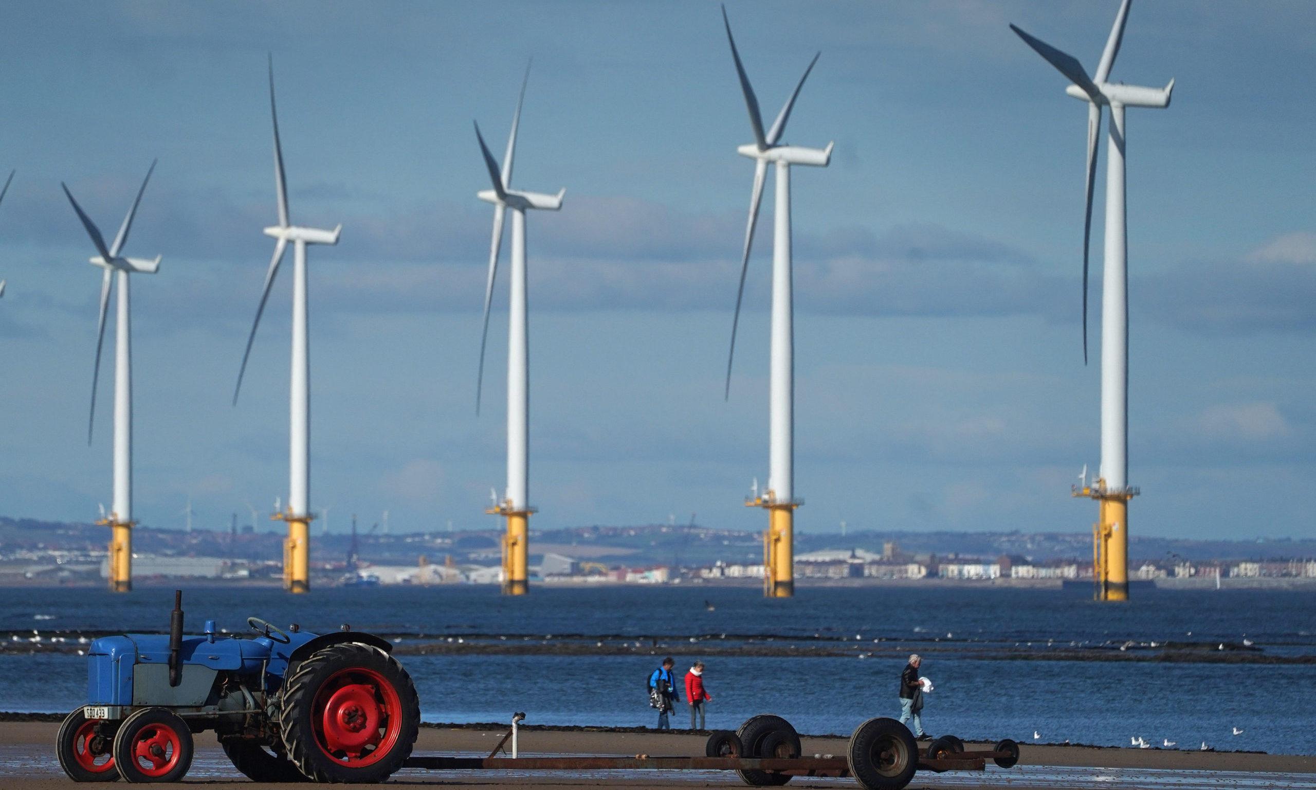 cromarty greenports wind