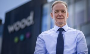 Robin Watson, chief executive of Wood.