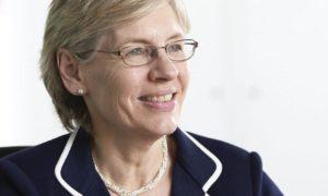 POWERful Women chairwoman Ruth Cairnie.