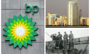 BP oldest companies Scotland