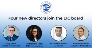 EIC adds new directors and sees growing and more diverse membership