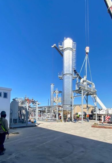 Gemcorp has taken a final investment decision (FID) on the Cabinda refinery, in Angola, with the first phase due to be operational in 2022.