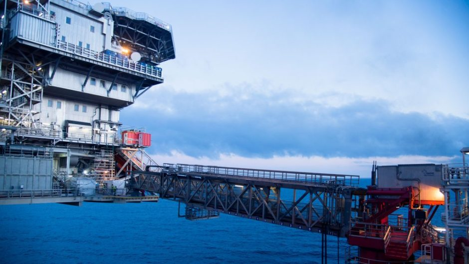 Equinor has conducted a controlled closure of the Gudrun, Gina Krog, Kvitebjorn and Valemon fields.