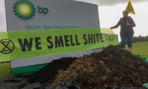 BP Aberdeen Extinction Rebellion