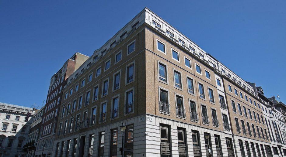 BP sale London Headquarters