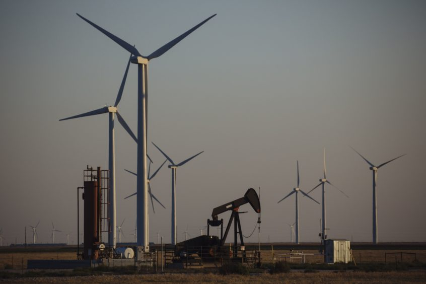 US oil biden