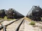 Tanker train cars sit parked near Sunray, Texas, U.S., on Saturday, Sept. 26, 2020. Photographer: Angus Mordant/Bloomberg