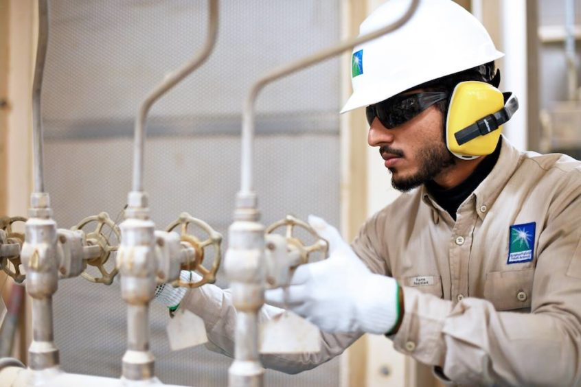 Saudi Aramco has awarded long-term agreements to eight companies for brownfield and project upgrades, stressing the importance of local content.