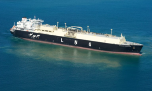 On the move: Australian LNG
