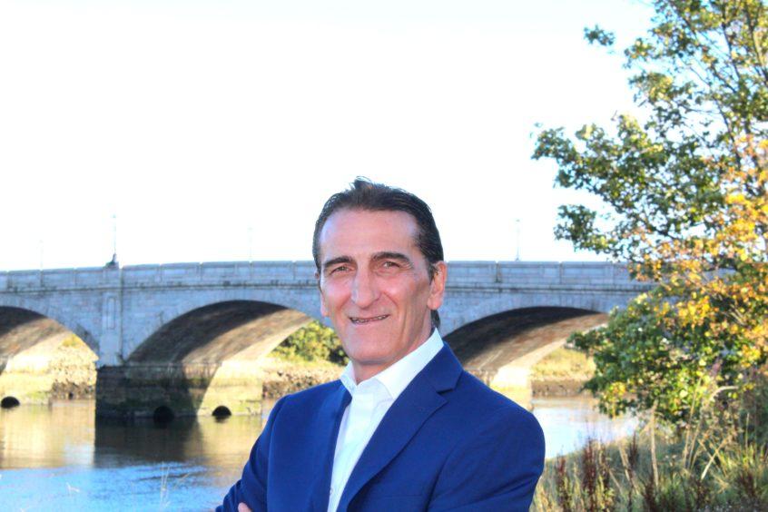Bill Walkingshaw, managing director, TEMS International